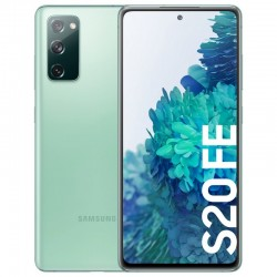 Samsung Galaxy S20 FE 4G 6/128 Verde Libre