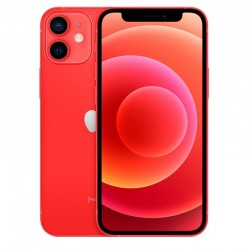 Apple iPhone 12 Mini 128GB (PRODUCT) Rojo Libre