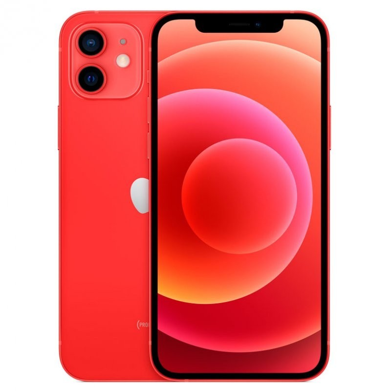 Apple iPhone 12 128GB (PRODUCT) Rojo Libre