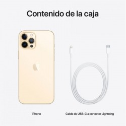 Apple iPhone 12 Pro Max 128GB Oro Libre