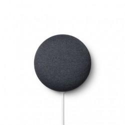Google Nest Mini Altavoz Inteligente y Asistente Carbón