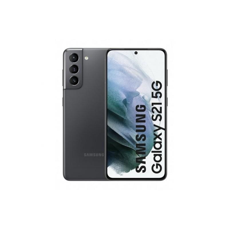 Samsung Galaxy S21 5G 8/256GB Gris Libre