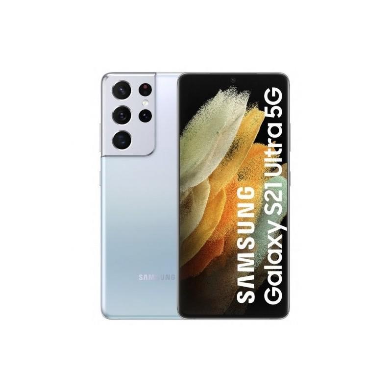 Samsung Galaxy S21 Ultra 5G 12/128GB Plata Libre