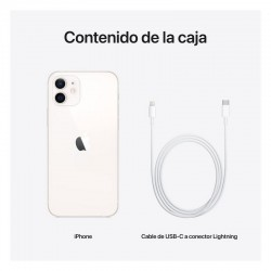 Apple iPhone 12 128GB Blanco Libre