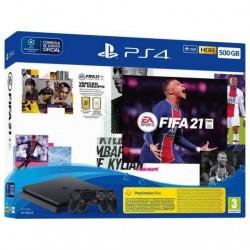Sony Consola PS4 500GB + 2...