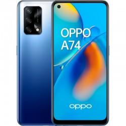 Oppo A74 6/128GB Azul Libre