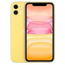 Apple iPhone 11 128GB Amarillo Libre