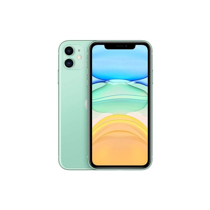 Apple iPhone 11 128GB Verde Libre