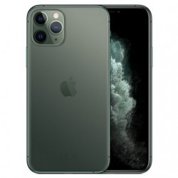 Apple iPhone 11 Pro 64GB Verde Noche Libre