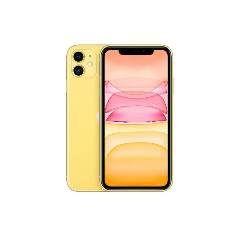 Apple iPhone 11 256GB Amarillo Libre