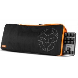 Funda Teclado Krom Gaming K Bag Negro
