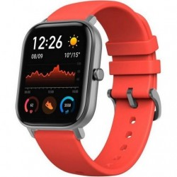 Amazfit GTS Reloj Smartwatch Vermillion Orange