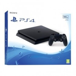 Sony PlayStation 4 Slim 500GB + Fornite Voucher 2019